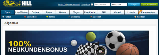 william hill wetten deutschland